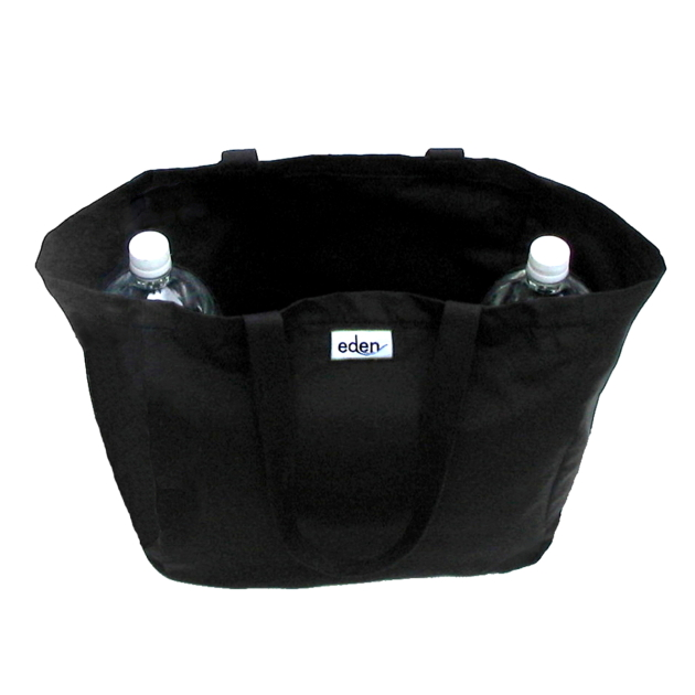 Black Eco Friendly Tote Bag
