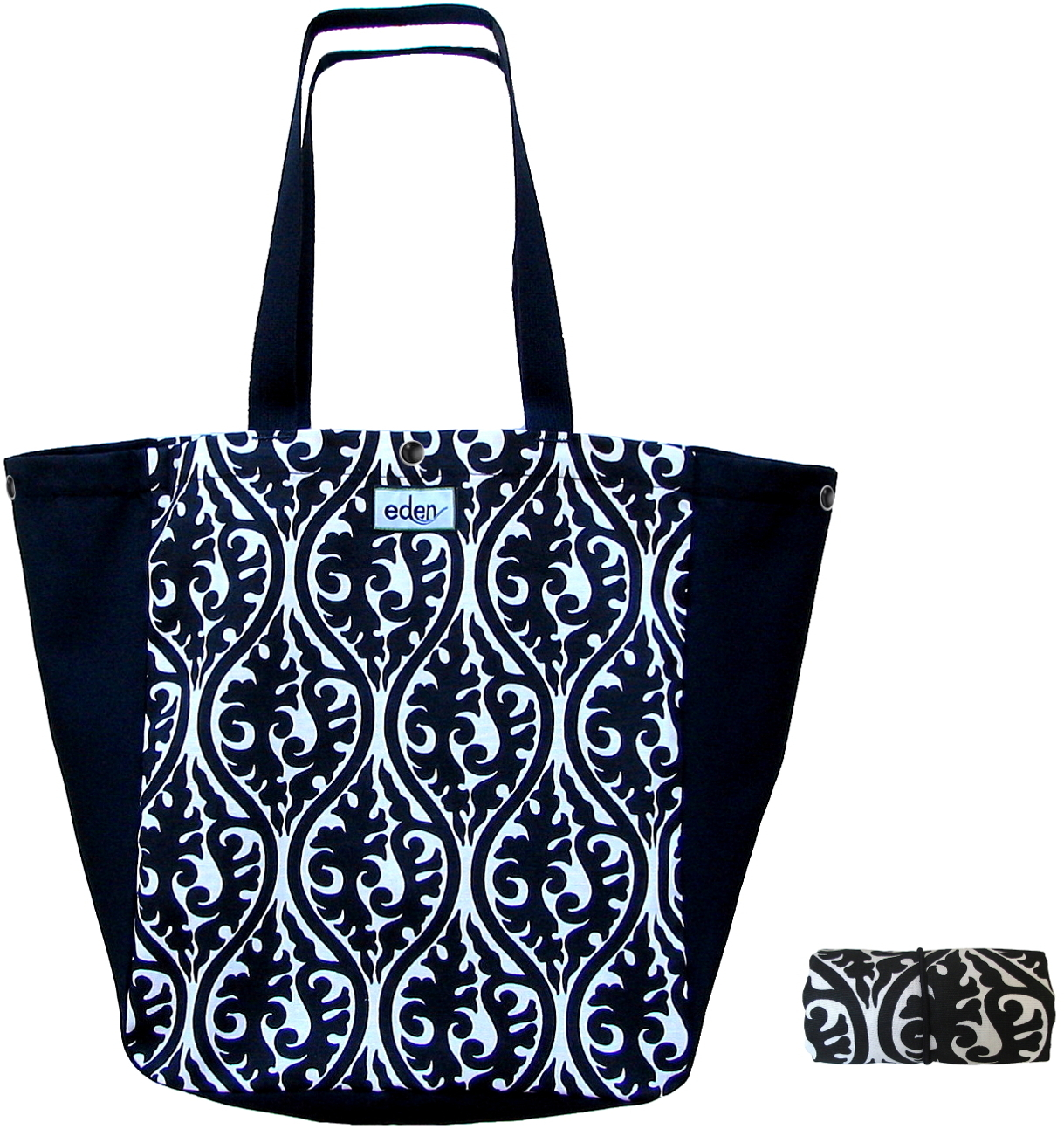 Midnight Topiary Eco Friendly Classic Tote Bag