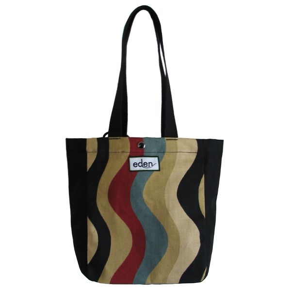 Java Flow Eco Friendly Petite Tote Bag