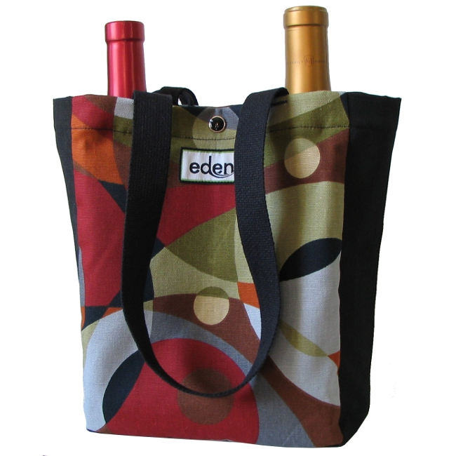 Kaleidoscope Eco Friendly Petite Tote Bag